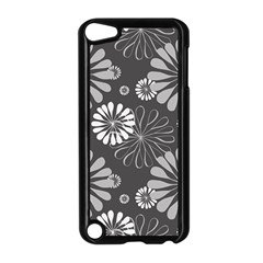 Floral Pattern Floral Background Apple Ipod Touch 5 Case (black) by Celenk