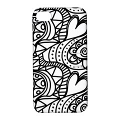 Seamless Tile Background Abstract Apple Iphone 4/4s Hardshell Case With Stand by Celenk
