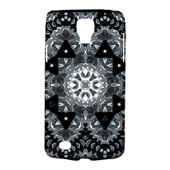 Mandala Calming Coloring Page Galaxy S4 Active by Celenk