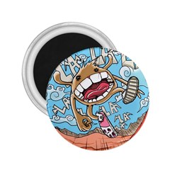 Illustration Characters Comics Draw 2 25  Magnets by Celenk
