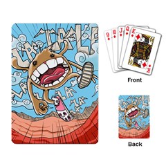 Illustration Characters Comics Draw Playing Card by Celenk