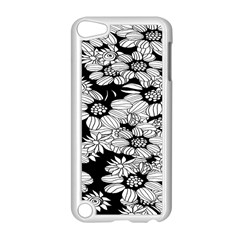 Mandala Calming Coloring Page Apple Ipod Touch 5 Case (white) by Celenk