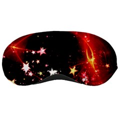 Circle Lines Wave Star Abstract Sleeping Masks by Celenk