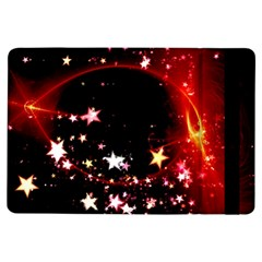 Circle Lines Wave Star Abstract Ipad Air Flip by Celenk