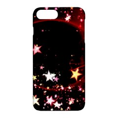 Circle Lines Wave Star Abstract Apple Iphone 7 Plus Hardshell Case by Celenk