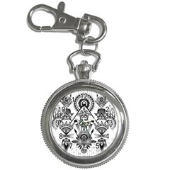 Ancient Parade Ancient Civilization Key Chain Watches by Celenk