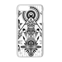 Ancient Parade Ancient Civilization Apple Iphone 8 Plus Seamless Case (white) by Celenk