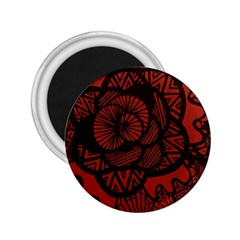 Background Abstract Red Black 2 25  Magnets