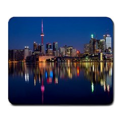 Buildings Can Cn Tower Canada Large Mousepads by Celenk