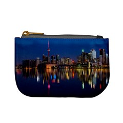 Buildings Can Cn Tower Canada Mini Coin Purses by Celenk