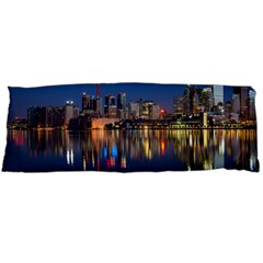 Buildings Can Cn Tower Canada Body Pillow Case (dakimakura) by Celenk
