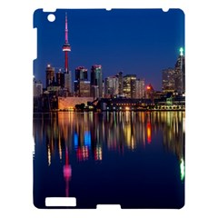 Buildings Can Cn Tower Canada Apple Ipad 3/4 Hardshell Case by Celenk