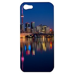 Buildings Can Cn Tower Canada Apple Iphone 5 Hardshell Case by Celenk