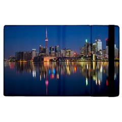 Buildings Can Cn Tower Canada Apple Ipad 3/4 Flip Case by Celenk