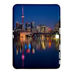 Buildings Can Cn Tower Canada Samsung Galaxy Tab 4 (10 1 ) Hardshell Case  by Celenk