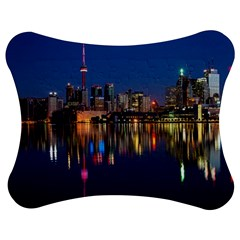 Buildings Can Cn Tower Canada Jigsaw Puzzle Photo Stand (bow) by Celenk