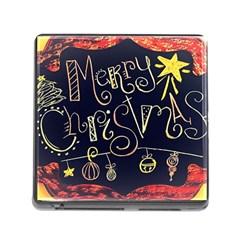 Chalk Chalkboard Board Frame Memory Card Reader (square) by Celenk