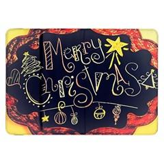 Chalk Chalkboard Board Frame Samsung Galaxy Tab 8 9  P7300 Flip Case by Celenk