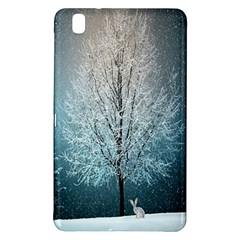 Winter Wintry Snow Snow Landscape Samsung Galaxy Tab Pro 8 4 Hardshell Case by Celenk
