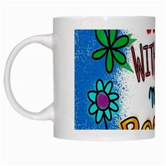 Christian Christianity Religion White Mugs by Celenk