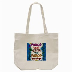Christian Christianity Religion Tote Bag (cream) by Celenk