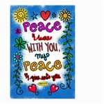 Christian Christianity Religion Small Garden Flag (Two Sides) Front