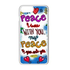 Christian Christianity Religion Apple Iphone 7 Plus Seamless Case (white) by Celenk