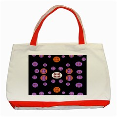 Planet Say Ten Classic Tote Bag (Red)