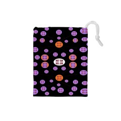 Planet Say Ten Drawstring Pouches (small)  by MRTACPANS
