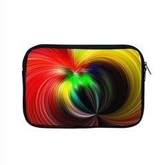 Circle Lines Wave Star Abstract Apple Macbook Pro 15  Zipper Case by Celenk