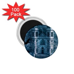 Church Stone Rock Building 1.75  Magnets (100 pack)