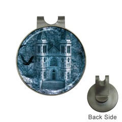 Church Stone Rock Building Hat Clips with Golf Markers