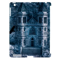 Church Stone Rock Building Apple Ipad 3/4 Hardshell Case (compatible With Smart Cover) by Celenk