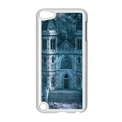 Church Stone Rock Building Apple iPod Touch 5 Case (White)