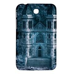 Church Stone Rock Building Samsung Galaxy Tab 3 (7 ) P3200 Hardshell Case