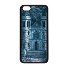 Church Stone Rock Building Apple iPhone 5C Seamless Case (Black)