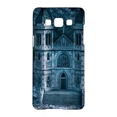 Church Stone Rock Building Samsung Galaxy A5 Hardshell Case