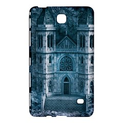 Church Stone Rock Building Samsung Galaxy Tab 4 (8 ) Hardshell Case  by Celenk