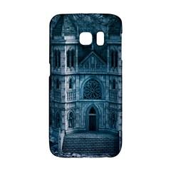 Church Stone Rock Building Galaxy S6 Edge