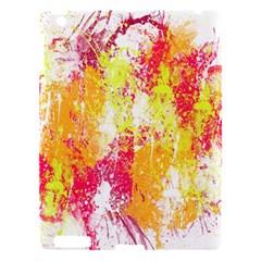 Painting Spray Brush Paint Apple Ipad 3/4 Hardshell Case by Celenk
