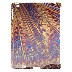 Flourish Artwork Fractal Expanding Apple Ipad 3/4 Hardshell Case (compatible With Smart Cover) by Celenk