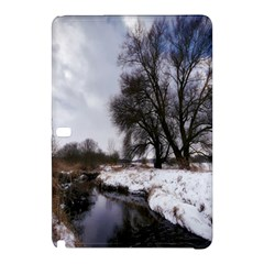 Winter Bach Wintry Snow Water Samsung Galaxy Tab Pro 10 1 Hardshell Case by Celenk