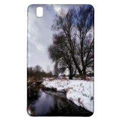Winter Bach Wintry Snow Water Samsung Galaxy Tab Pro 8 4 Hardshell Case by Celenk