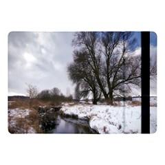 Winter Bach Wintry Snow Water Apple Ipad Pro 10 5   Flip Case by Celenk