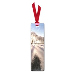 Winter Lake Cold Wintry Frozen Small Book Marks by Celenk
