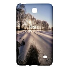 Winter Lake Cold Wintry Frozen Samsung Galaxy Tab 4 (8 ) Hardshell Case  by Celenk