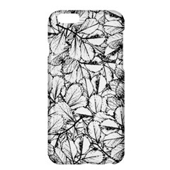 White Leaves Apple Iphone 6 Plus/6s Plus Hardshell Case by SimplyColor