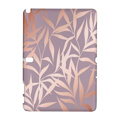 Rose Gold, Asian,leaf,pattern,bamboo Trees, Beauty, Pink,metallic,feminine,elegant,chic,modern,wedding Galaxy Note 1 by 8fugoso