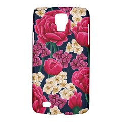 Pink Roses And Daisies Galaxy S4 Active by allthingseveryone