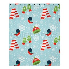 Winter Fun Pattern Shower Curtain 60  X 72  (medium)  by allthingseveryone